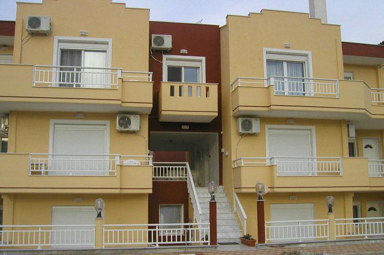 Apartmani Ilias