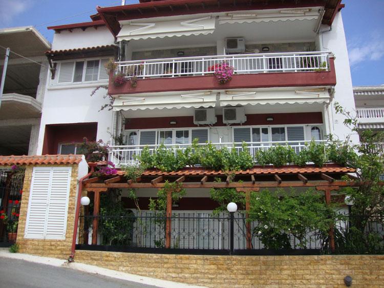 Vila Fotis Sarti
