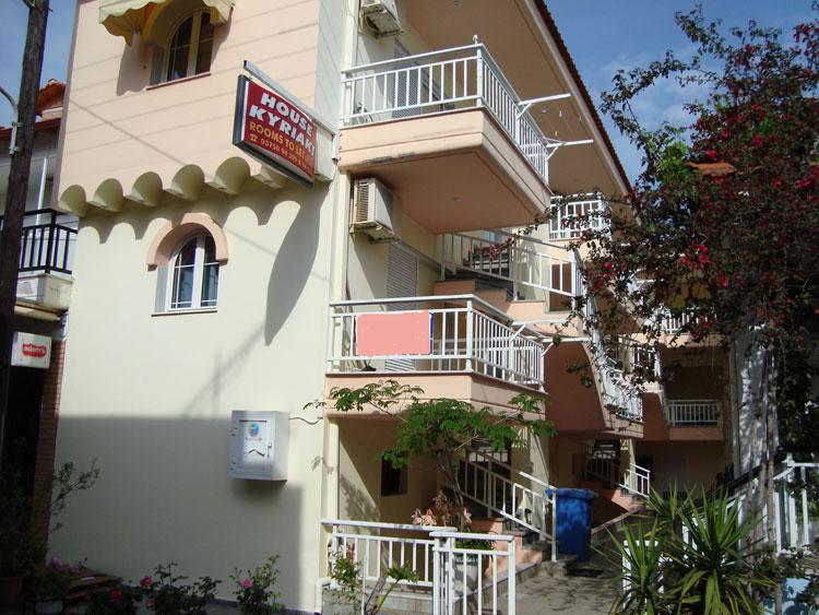 Vila Kiriakis Sarti