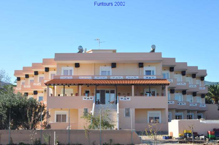 Hotel Stefani u Sartiju
