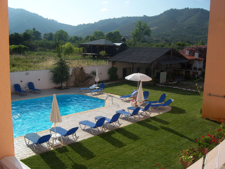 Vila Vabinis Sarti