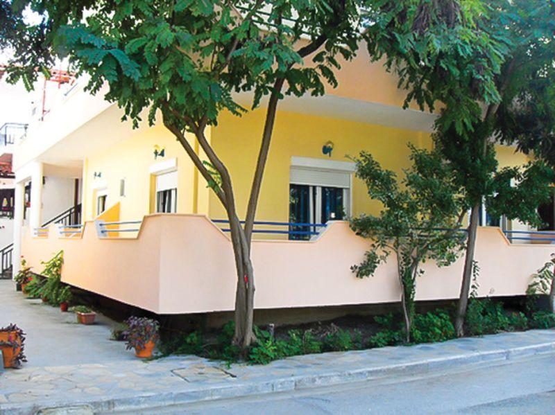 Vila Malama Sarti ponuda apartmana