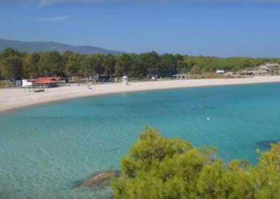 Platanici beach